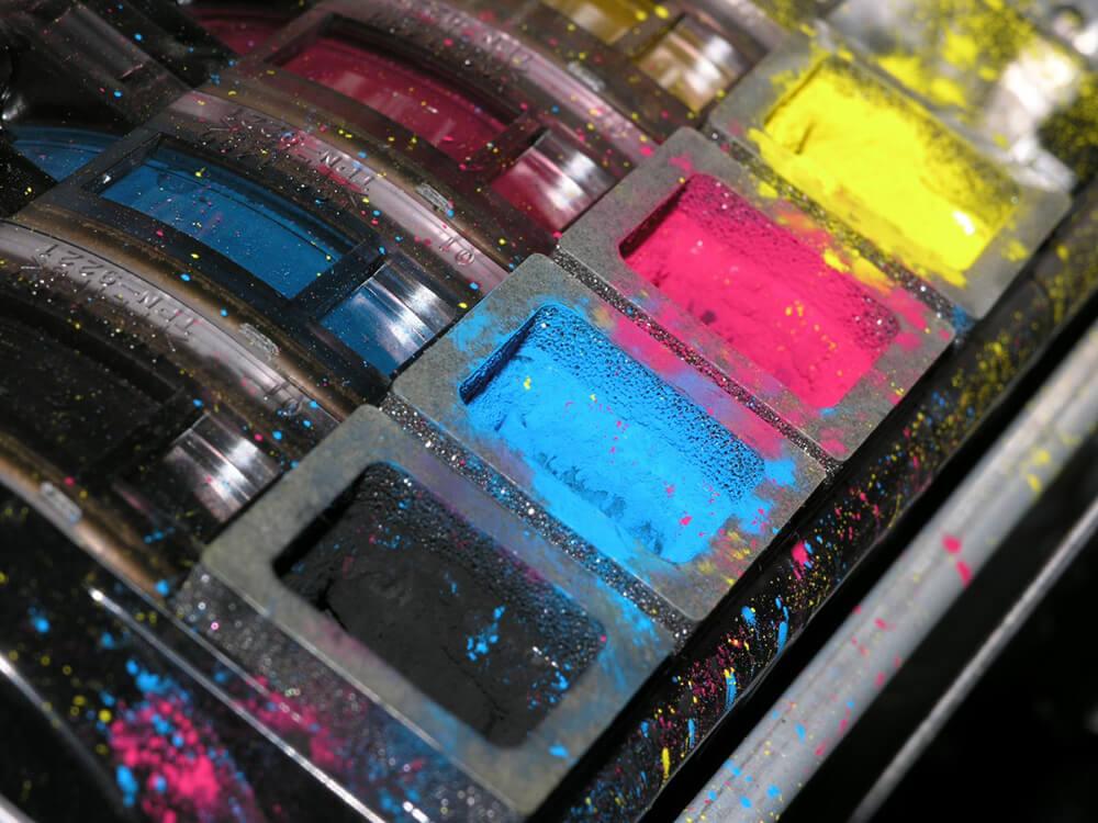 Hệ màu RGB, CMYK và RYB và ứng dụng của chúng