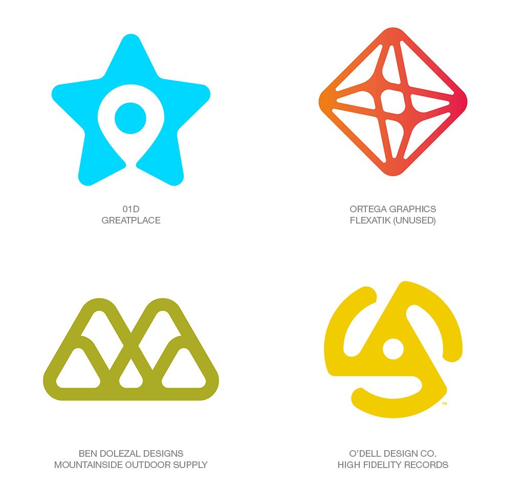 Xu hướng thiết kế logo 2018 - TUMBLED