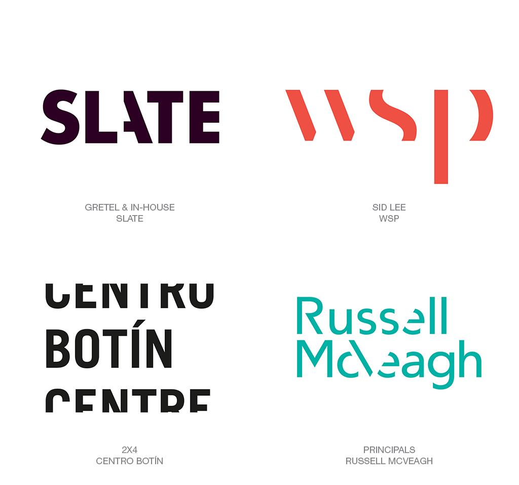 Xu hướng thiết kế logo 2018 - CUT