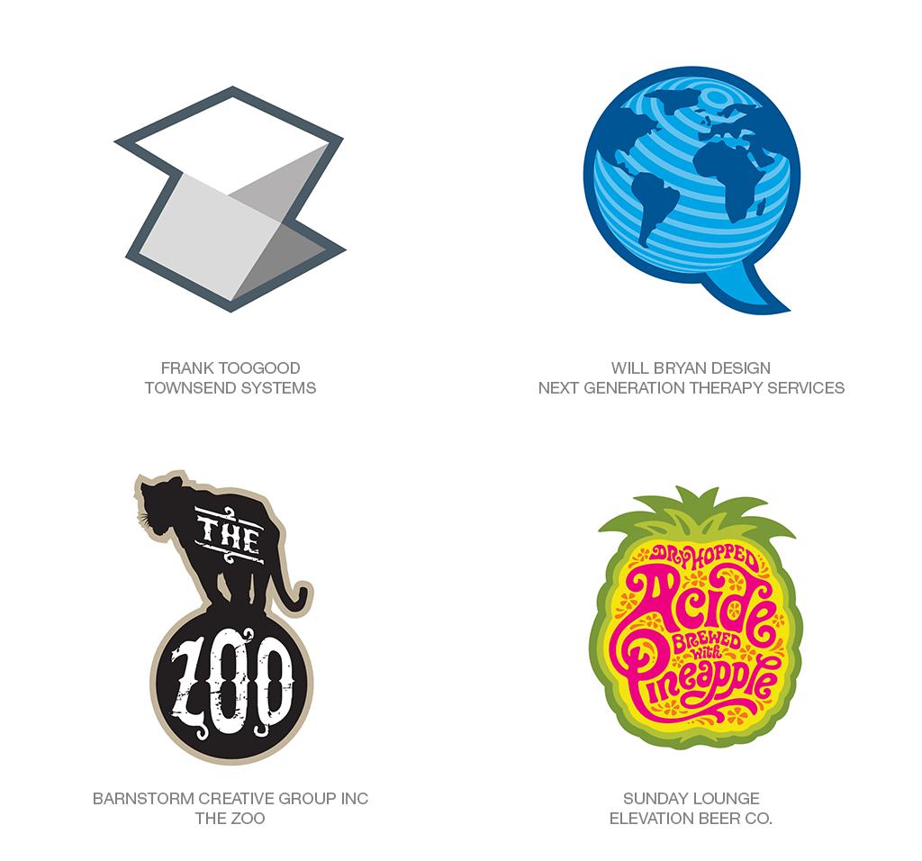 Xu hướng thiết kế logo 2018 - OUTLINE