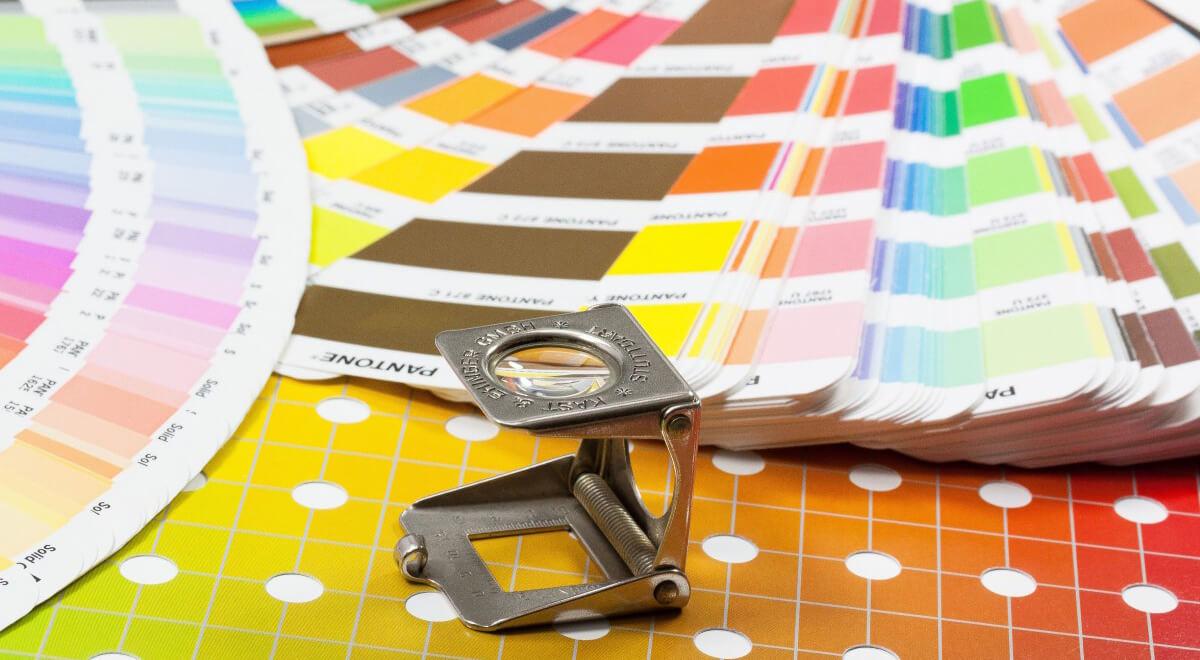 Hệ màu RGB, CMYK và ứng dụng