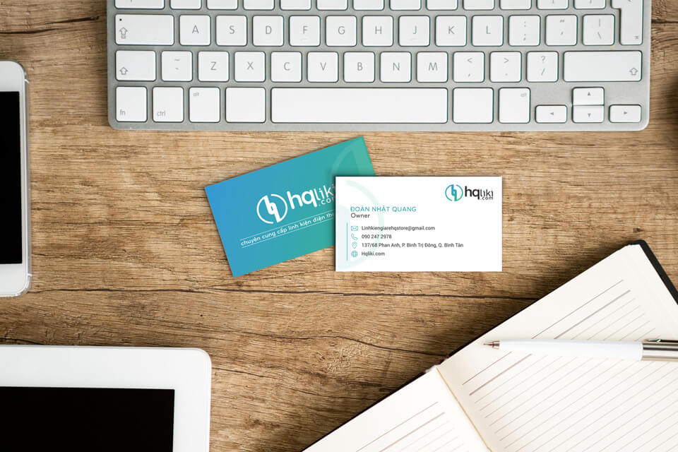 Thiết kế Name Card HQ liki
