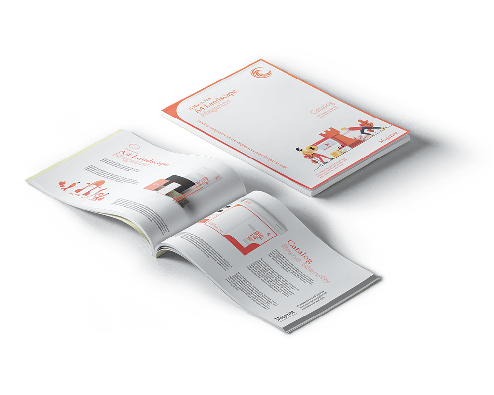 Thiết kế Catalogue - Tài liệu sản phẩm